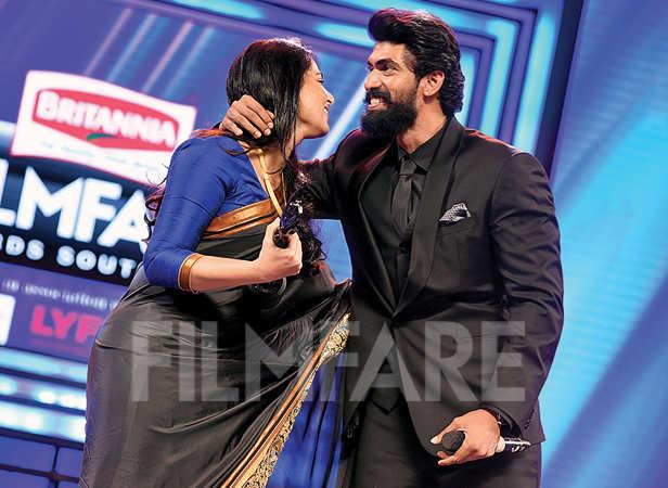 Rana Daggubati is happy for Anushka Shetty