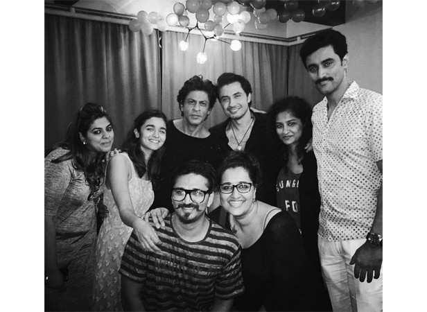 Alia Bhatt, Shah Rukh Khan, Ali Zafar, Gauri Shinde, Kunal Kapoor, Amit Trivedi
