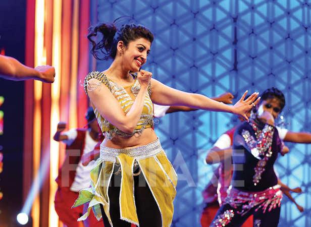 Pranitha Subhash performed to hit Telugu item numbers