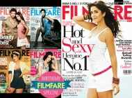 Katrina Kaif's best Filmfare covers