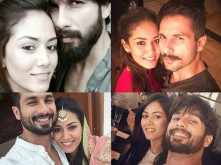 Shahid Kapoor and Mira Rajput Kapoor finish a year of togetherness