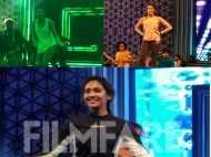 Rakul Preet, Pranitha, Aparna Vinod rehearse for the 63rd Britannia Filmfare Awards (South)
