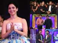 Inside pictures from the 63rd Britannia Filmfare Awards (South)