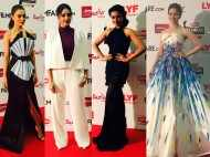 Best dressed divas at the 63rd Britannia Filmfare Awards (South)