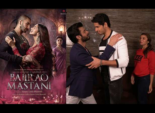 Fawad Khan, Sidharth Malhotra and Alia Bhatt