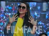 Sonakshi Sinha attempts to create World record on International Women's Day