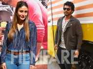 Arjun Kapoor and Kareena Kapoor Khan promote Ki & Ka in style