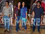 Swara Bhaskar, Akshara Haasan and Gauri Shinde watch Ki & Ka with Arjun Kapoor