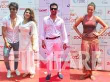 Sushant Singh Rajput, Jacqueline Fernandez, Randeep Hooda and Swara Bhaskar celebrate Holi together