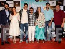Team Kapoor & Sons celebrates