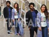 Kareena Kapoor Khan and Arjun Kapoor get edgy
