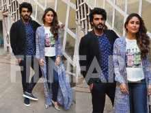 Kareena Kapoor Khan and Arjun Kapoor get edgy