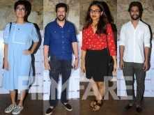 Kiran Rao, Kabir Khan, Radhika Apte watch Zubaan