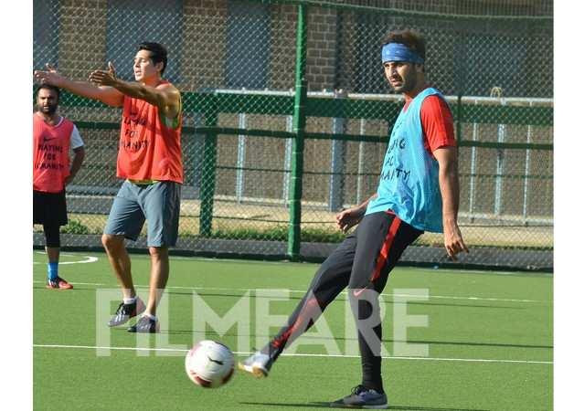 Dino Morea and Ranbir Kapoor
