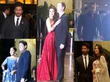 Exclusive pictures from Preity Zinta's wedding reception