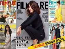 Anushka Sharma's best Filmfare covers