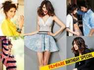 Anushka Sharma's sizzling Filmfare photoshoots