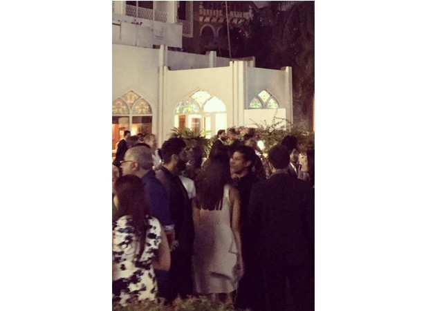 Arjun Kapoor, Shraddha Kapoor and Shraddha Kapoor