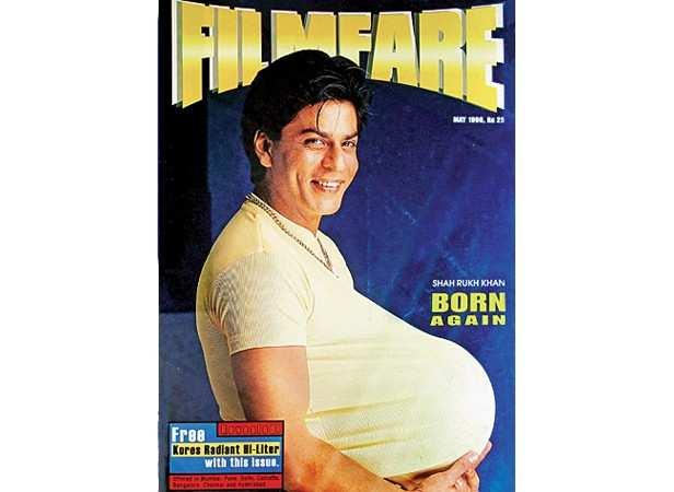 Image result for shahrukh born again filmfare