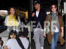 Akshay Kumar and Twinkle Khanna's daughter Nitara is one of the cutest B-town babies
