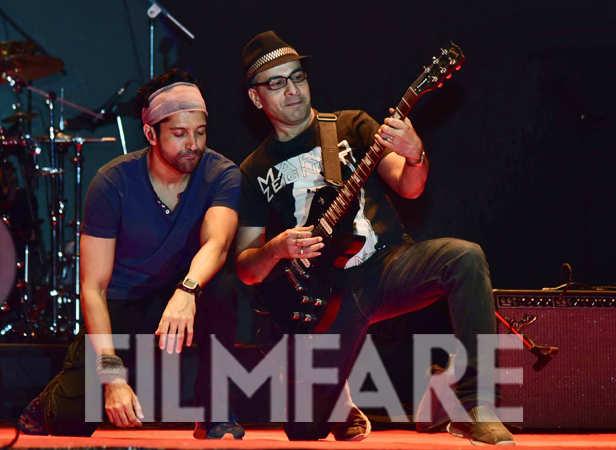 Farhan Akhtar, Shraddha Kapoor, Arjun Rampal and Purab Kohli
