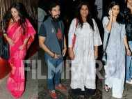 Konkona Sen Sharma, Zoya Akhtar, Randeep Hooda, Shabana Azmi enjoy a theatrical night