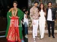 Shilpa Shetty hosts the cast of Tum Bim 2 on the sets of her TV show
