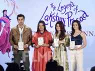 Ranbir Kapoor and Alia Bhatt spotted at Twinkle Khanna's book launch