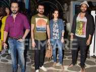 Emraan Hashmi, Dia Mirza and many more snapped at a gala dinner
