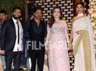Shah Rukh Khan, Ranveer Singh, Deepika Padukone, Alia Bhatt, Nita Ambani caught candid