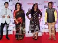 Kavita Lad, Vidyadhar Joshi, Bhushan Pradhan and Vaishali Samant dazzle at the Karrm Filmfare Awards