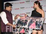 Alia Bhatt dazzles at the Absolut Elyx Filmfare Glamour And Style Awards cover launch