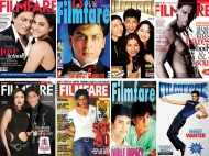 Check out Shah Rukh Khan's Filmfare covers down the years