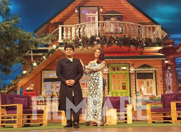 Kapil Sharma and Aishwarya Rai Bachchan