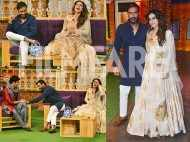 Ajay Devgn and Kajol promote Shivaay on The Kapil Sharma Show