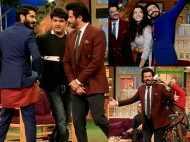 Anil Kapoor joins Harshvardhan Kapoor and Saiyami Kher for Mirzya promotions
