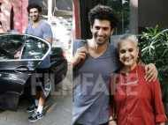 Aditya Roy Kapur spotted with his mother