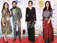 Kalki Koechlin, Zoya Akhtar, Riteish Deshmukh and Genelia D'Souza attend the MAMI Film festival