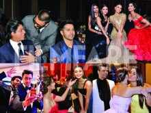 25 pictures of your favourite stars having a blast at the Filmfare Glamour and Style Awards