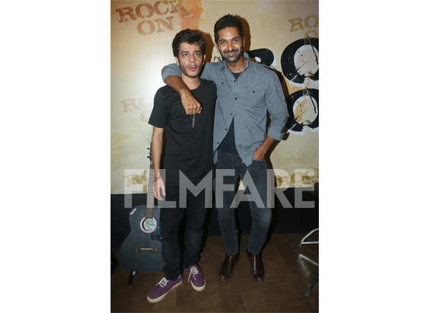 Shashank Arora and Purab Kohli