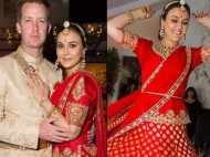 Preity Zinta's wedding pictures are finally out!
