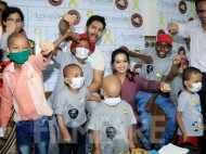 Varun Dhawan snapped at NGO event
