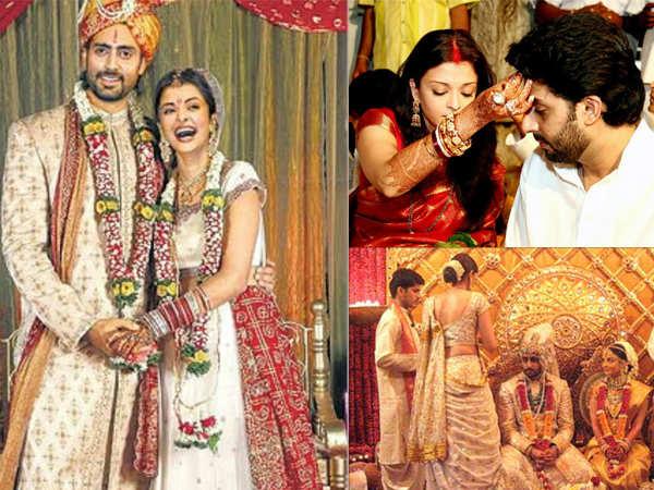Iswarya Rai Wedding.Throwbackthursday Abhishek And Aishwarya Rai Bachchan S Magical