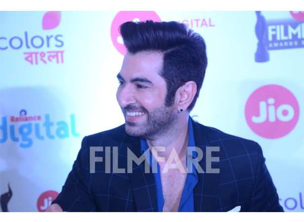 Jeet Shines At The Jio Filmfare Awards East Press Conference