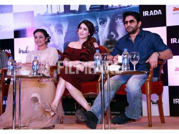 Arshad Warsi, Sagarika Ghatge and Divya Dutta
