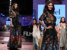 Vaani Kapoor stuns everyone at Lakme Fashion Week Day 3