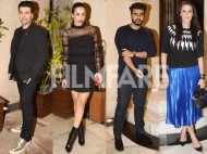 Karan Johar, Malaika Arora Khan, Arjun Kapoor caught at Sophie Choudry's birthday bash