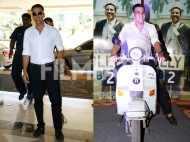 Akshay Kumar looks dapper in formals at Jolly LLB 2's success press meet