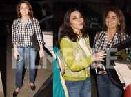 It's a girl's night out for Neetu Singh