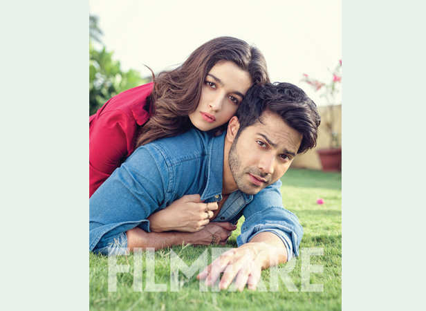 15 CUTE pictures of Varun Dhawan and Alia Bhatt from their